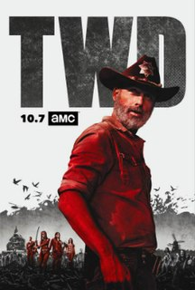 <i>The Walking Dead</i> (season 9) season of television series