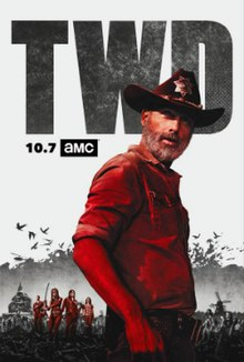 The Walking Dead S9 Poster Jpg