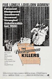 <i>The Honeymoon Killers</i> 1970 film by Leonard Kastle