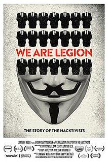 <i>We Are Legion</i> 2012 American film