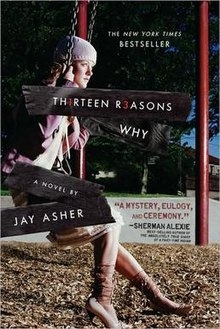 Image result for Thirteen Reasons Why novel