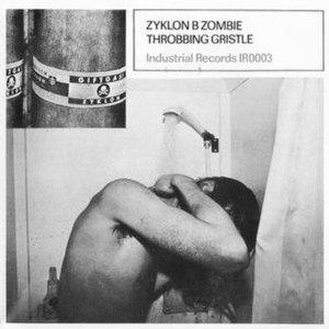 United/Zyklon B Zombie - Image: Throbbing Gristle United Cover Side B
