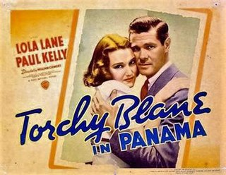 <i>Torchy Blane in Panama</i> 1938 film by William Clemens