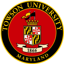 Towson University seal.png