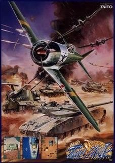 <i>Twin Hawk</i> 1989 video game