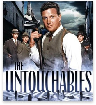 The Untouchables (1959 TV series) - Image: Untouchables 1959