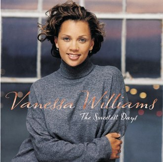 The Sweetest Days - Image: Vanessa Williams The Sweetest Days