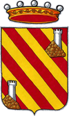 Coat of arms of Varano de' Melegari