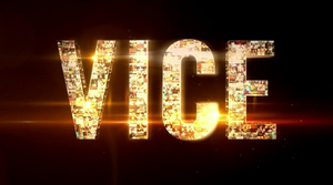 Vice (TV series) - Title card from seasons 1–3