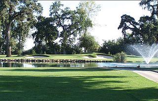 Visalia Country Club Golf only club in California