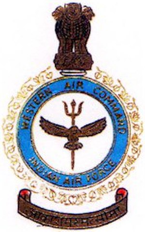 Western Air Command (India) - Image: WAC Crest
