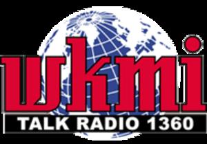 WKMI - Image: WKMI Talk Radio 1360 logo