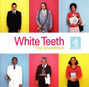 White Teeth (TV serial) - Image: White Teeth (soundtrack)