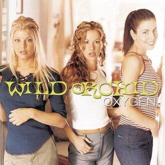 Oxygen (Wild Orchid album) - Image: Wild Orchid Oxygen