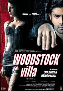 <i>Woodstock Villa</i> 2008 film by Hansal Mehta