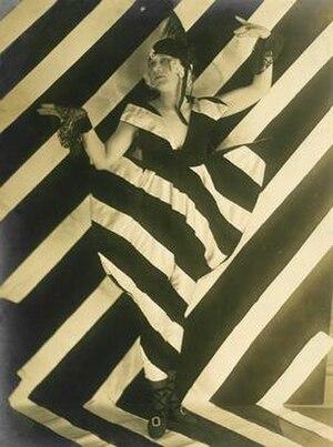 Yvonne Gregory - Yvonne Gregory by Bertram Park, 1919