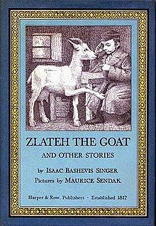 Zlateh the Goat and Other Stories - Wikipedia
