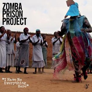 Zomba Prison Project - Image: Zomba Prison Project cover