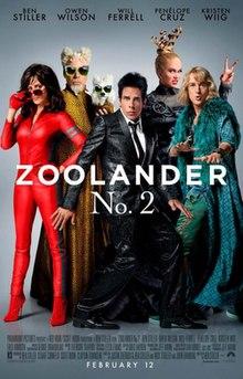 Zoolander 2 (2016) WebDL Subtitle Indonesia