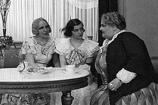 <i>Voi meitä! Anoppi tulee</i> 1933 film directed by Erkki Karu
