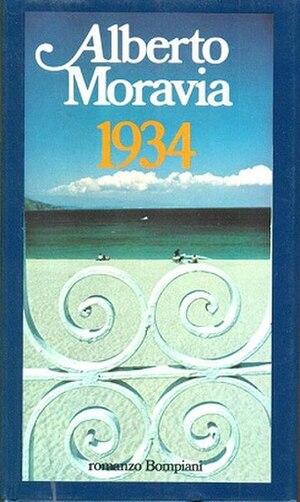 1934 (novel) - Image: 1934 (novel)