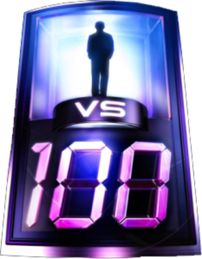 Picture of a TV show: 1 Vs. 100