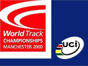 2000 UCI Track Cycling World Championships - Image: 2000 UCI Track Cycling World Championships logo