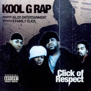 Click of Respect - Image: 2003Click Of Respect