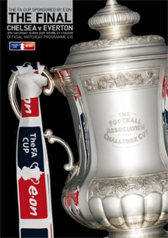 2009 FA Cup Final - Image: 2009 FA Cup Final programme