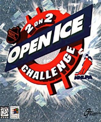 2 on 2 Open Ice Challenge - Windows cover art