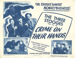<i>Crime on Their Hands</i> 1948 film by Edward Bernds