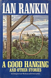 <i>A Good Hanging and Other Stories</i>