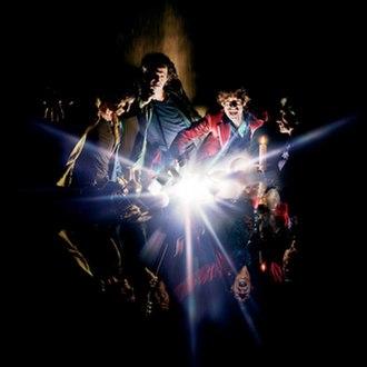 A Bigger Bang - Image: A bigger band album cover (Wikipedia)