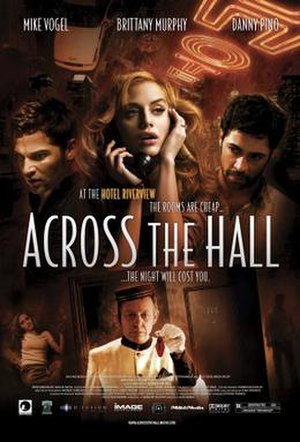 Across the Hall - Theaterical released poster