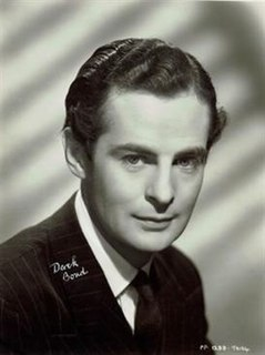 Derek Bond British actor (1920-2006)