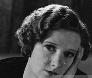 Viola Lyel - in After Office Hours (1932) © Hulton Archive/Getty Images