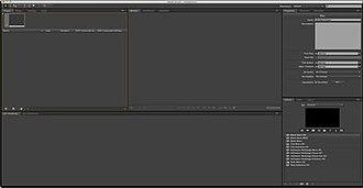 Adobe Encore - Image: Adobe Encore CS6