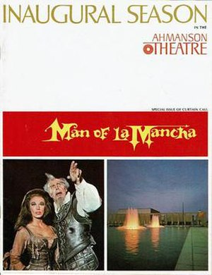 Ahmanson Theatre - Inaugural Program 1967