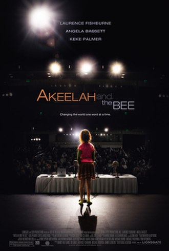 Akeelah and the Bee - Theatrical release poster