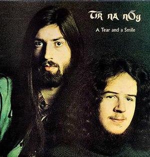 A Tear and a Smile (Tír na nÓg album) - Image: Album A Tear and a Smile cover