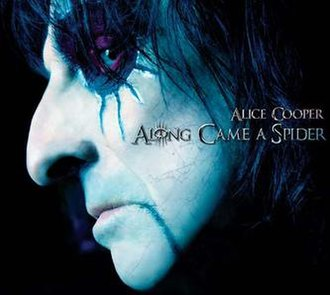 Along Came a Spider (album) - Image: Alice Cooper Along Came A Spider