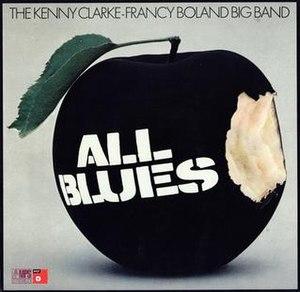 All Blues (Clarke-Boland Big Band album) - Image: All Blues (Clarke Boland Big Band album)