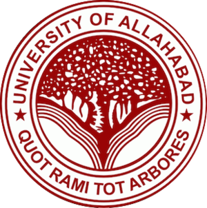 University of Allahabad - Seal of the University of Allahabad