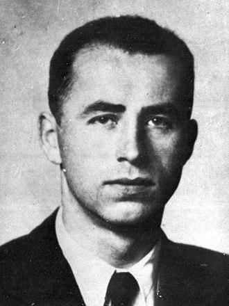 Alois Brunner - Brunner in 1940