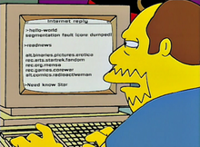 Media in The Simpsons - Wikipedia