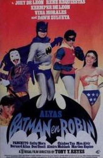 Alyas Batman en Robin - Image: Alyas Batmanen Robin