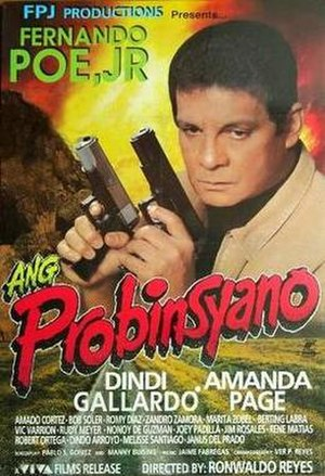 Ang Probinsyano (film) - Theatrical film poster