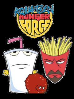 <i>Aqua Teen Hunger Force</i> American animated television series