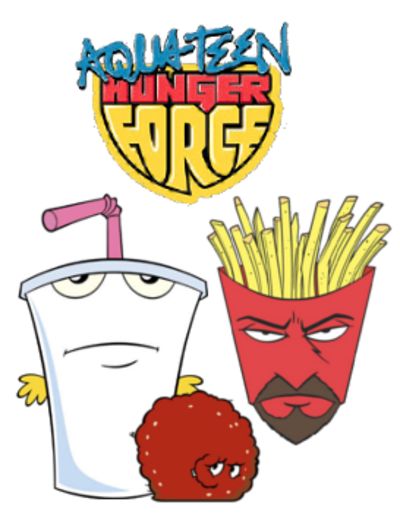 Picture of a TV show: Aqua Teen Hunger Force