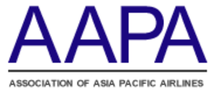 Association of Asia Pacific Airlines - Image: Association of Asia Pacific Airlines logo